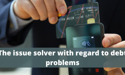 The issue solver with regard to debt problems